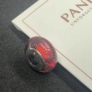 PANDORA Snow White Disney Glow Bead, New!